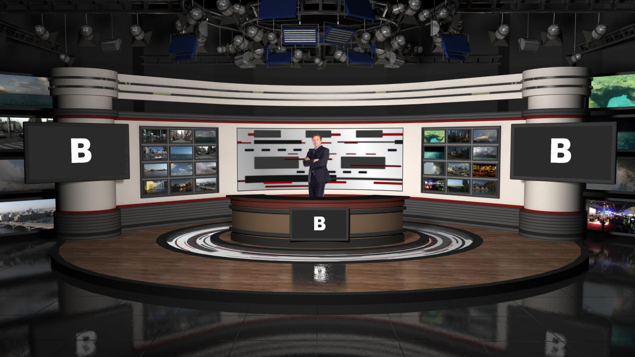 Virtual Set Studio
