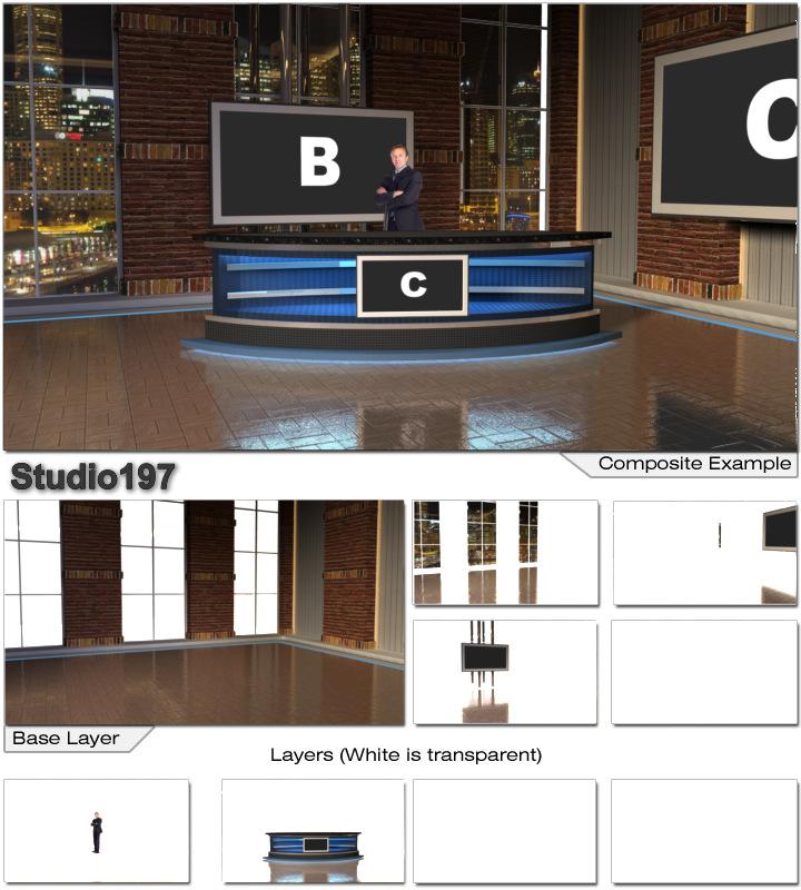Virtualset com > vMix > Studio 197 vMix